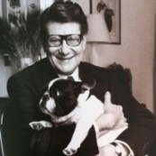 Yves Saint Laurent and Moujik