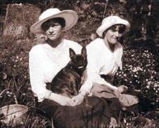 Tatiana, Anastasia and Ortino